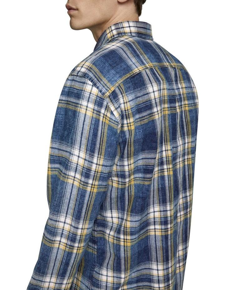 Hans Long Sleeve Checked Shirt image 4