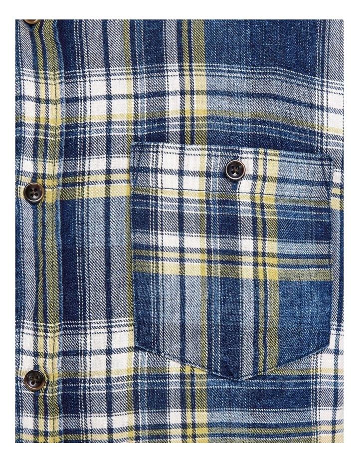 Hans Long Sleeve Checked Shirt image 6