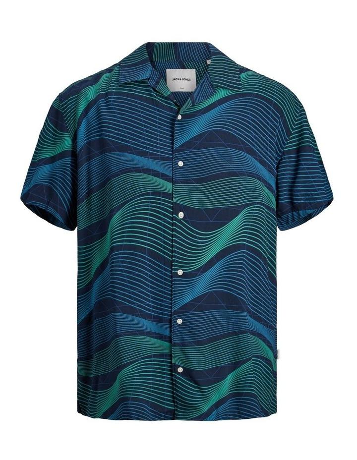 Grid Resort Short Sleeve Shirt image 1