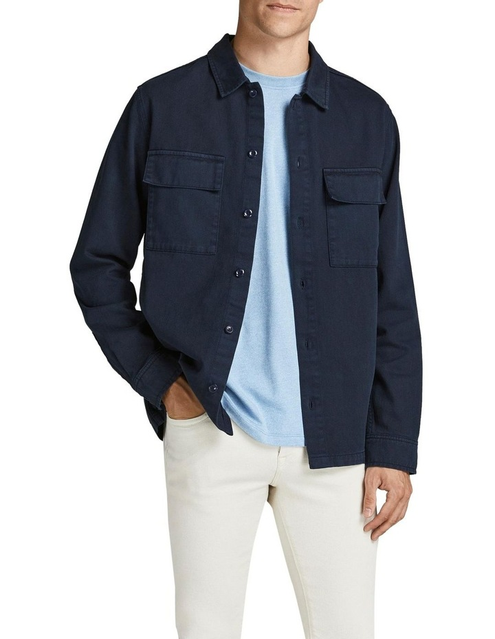 Nolan Long Sleeve Overshirt image 1