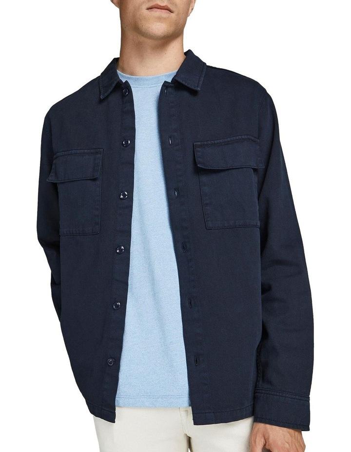 Nolan Long Sleeve Overshirt image 4