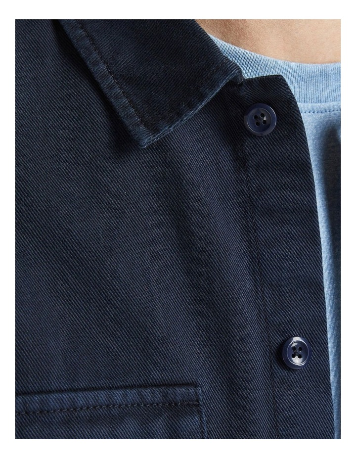 Nolan Long Sleeve Overshirt image 5