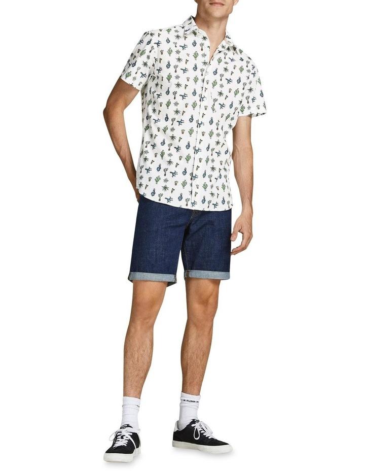 Kaktus Short Sleeve Shirt White image 3