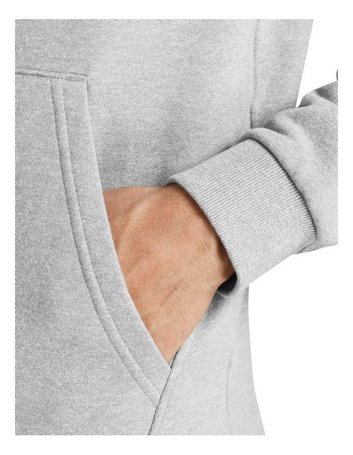 Jaxons Sweat Hoodie Light Grey image 6