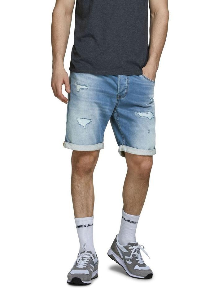 Rick Icon Denim Shorts image 1