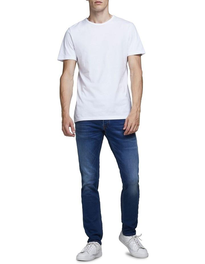 Glenn Indigo Knit Slim Fit Jeans image 3