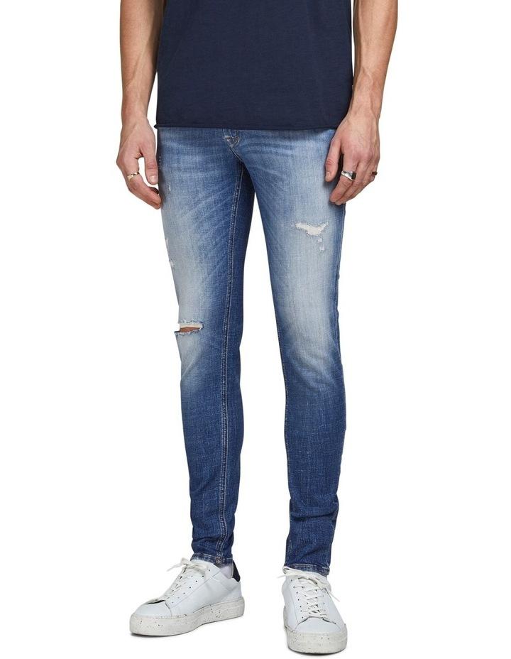 Liam Distressed Jos 799 Skinny Fit Jeans image 1