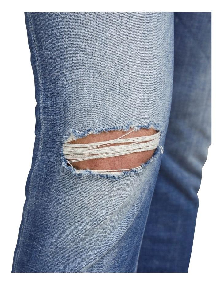 Liam Distressed Jos 799 Skinny Fit Jeans image 4