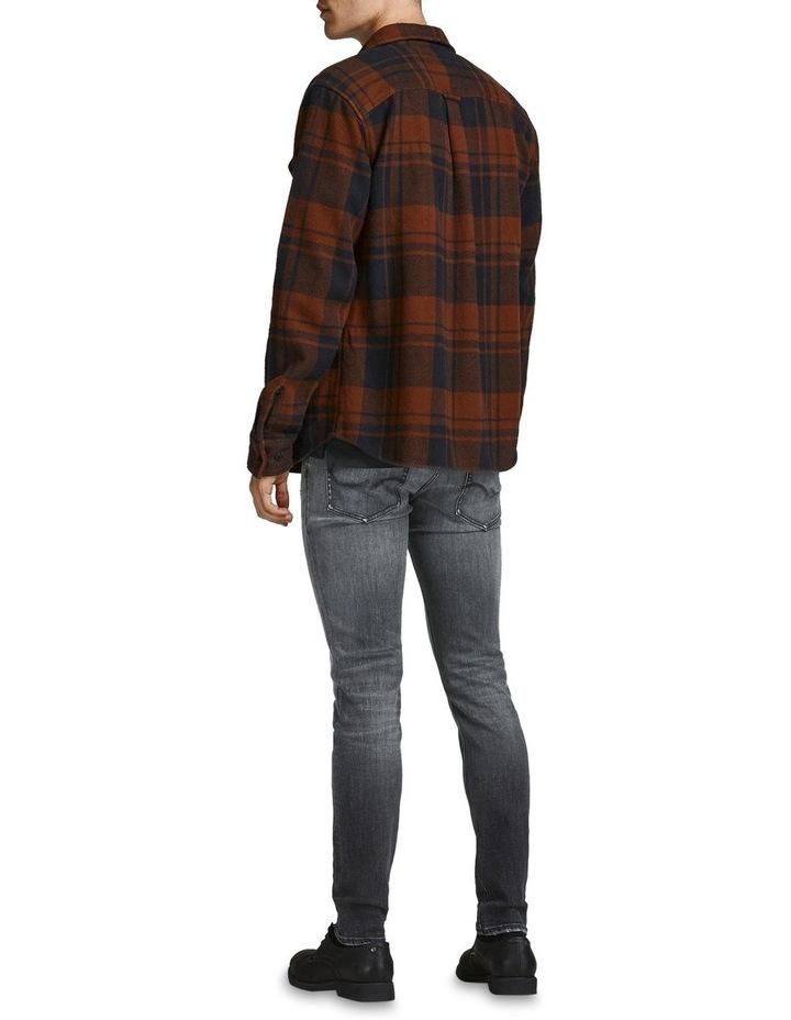 Liam Skinny Fit Jeans Black image 2