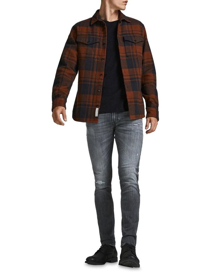 Liam Skinny Fit Jeans Black image 4