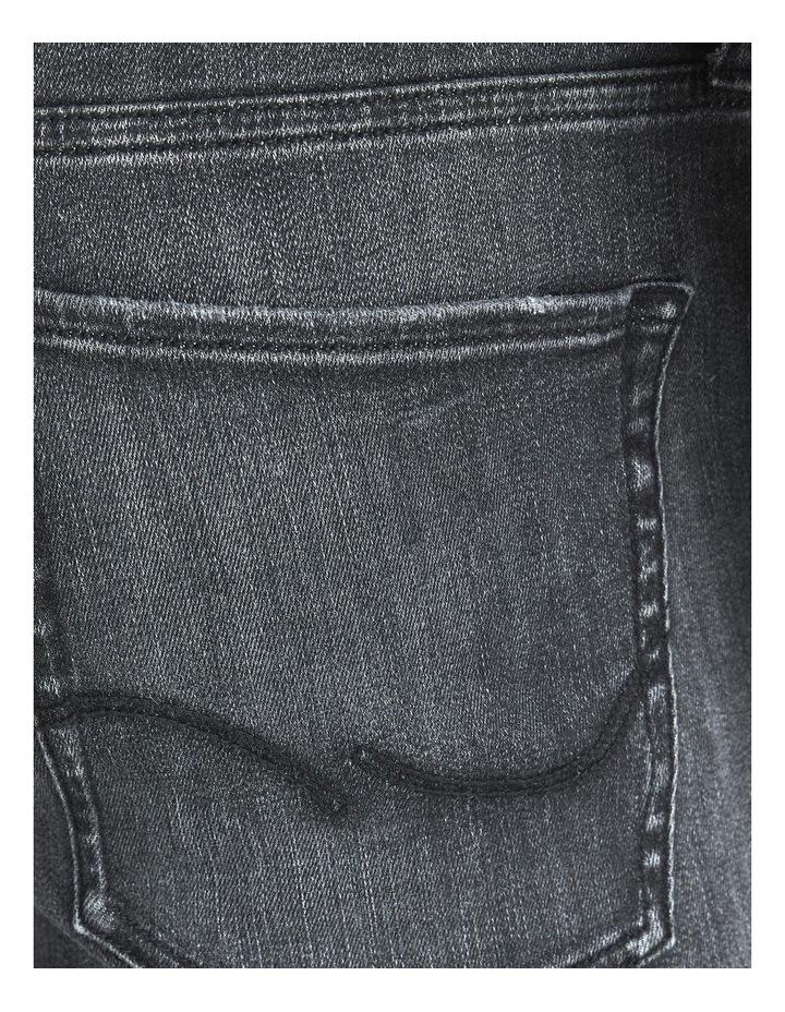 Liam Skinny Fit Jeans Black image 6