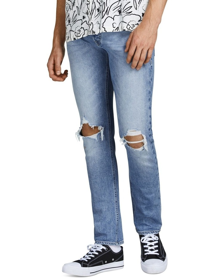 Slim Glenn Original Jeans - Blue Denim image 1