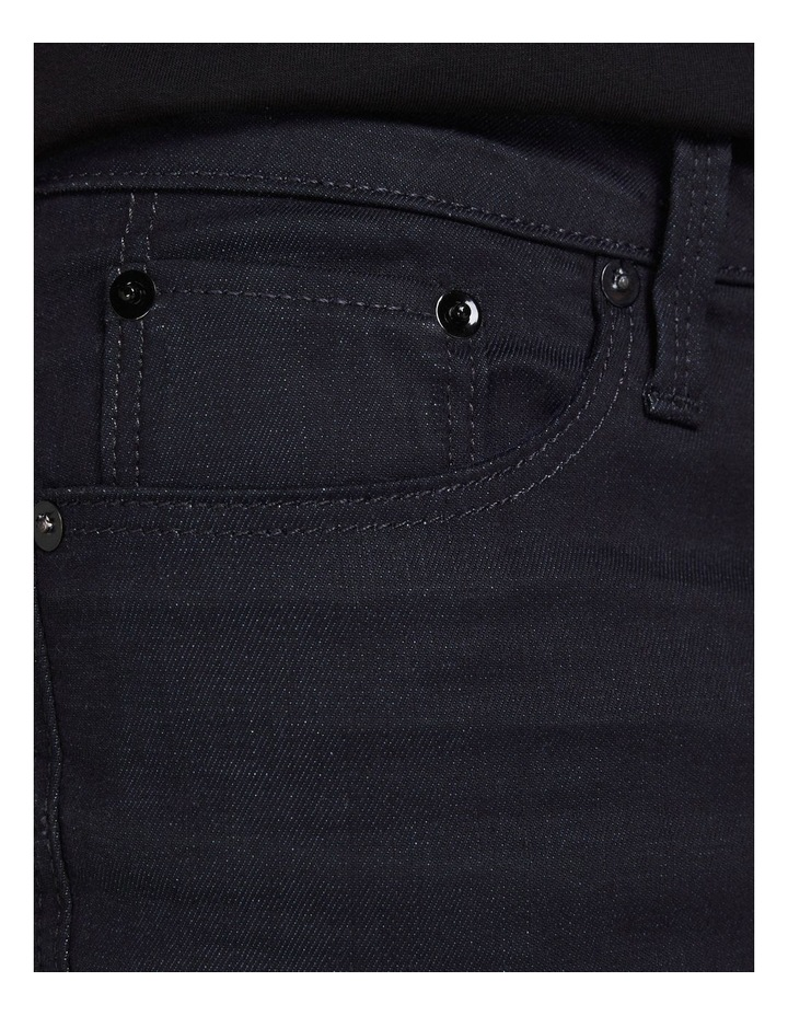 Tim Slim Straight  Fit Jeans Black image 6