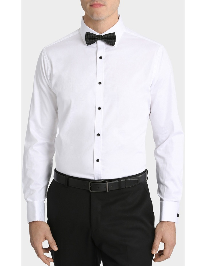 Tailored Fit Dinner Business Shirt image 3