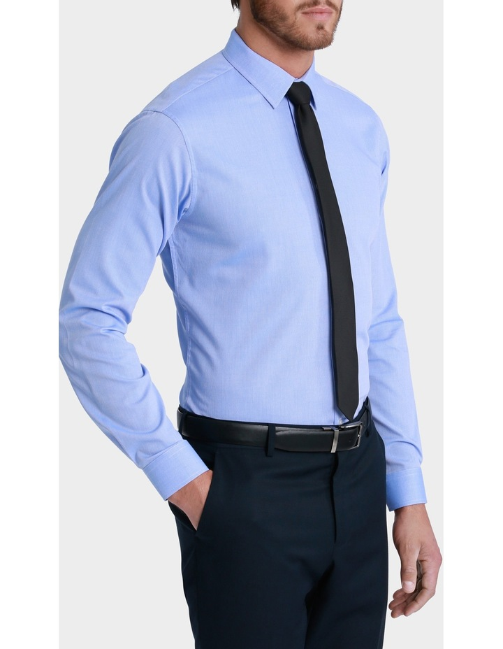 Tailored Fit Charlie Oxford Business Shirt image 1