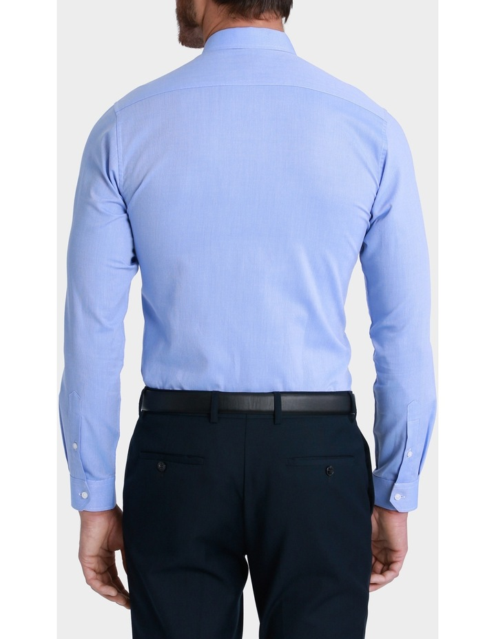 Tailored Fit Charlie Oxford Business Shirt image 2