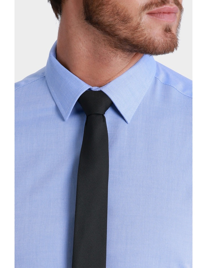 Tailored Fit Charlie Oxford Business Shirt image 3