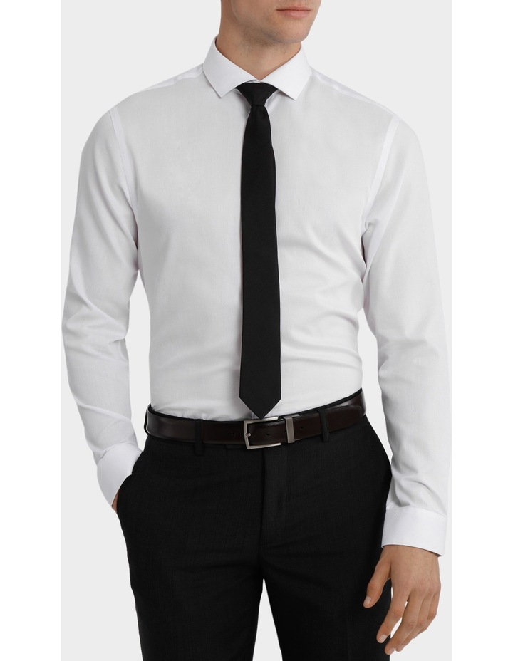 Tailored Fit Henry Business Shirt image 1