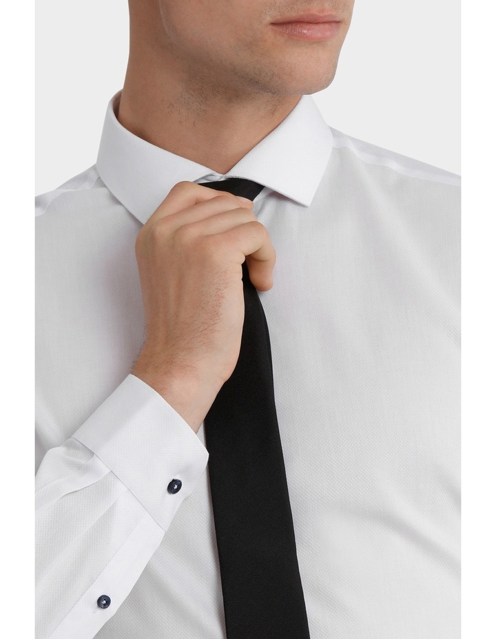 Tailored Fit Henry Business Shirt image 7