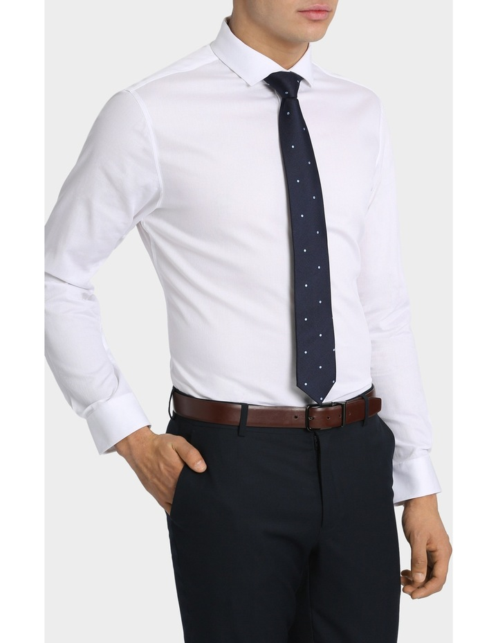 Slim Fit Zermatt Business Shirt image 2