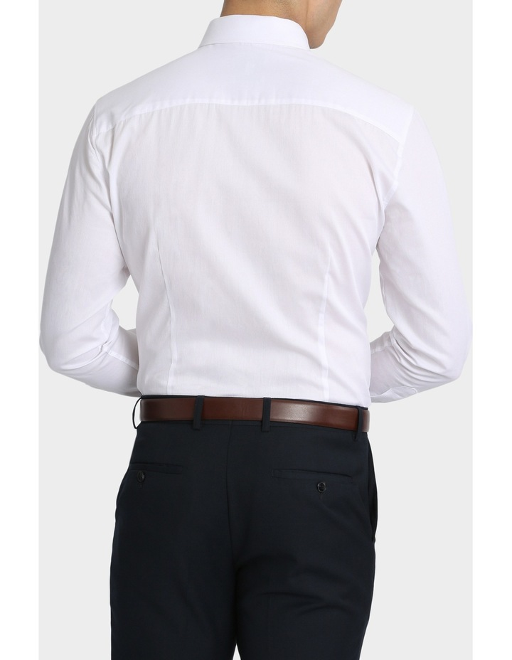 Slim Fit Zermatt Business Shirt image 3