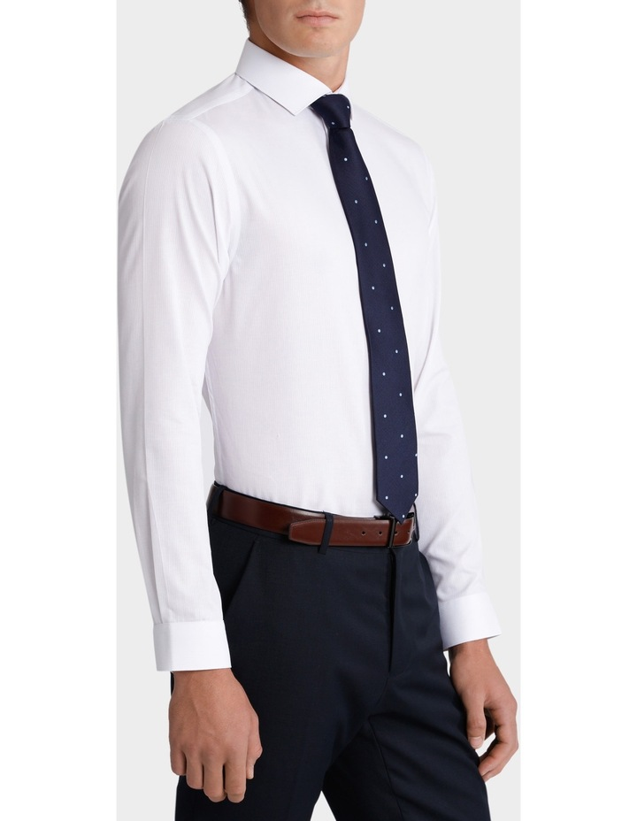 Ajax Self Stripe Business Shirt image 2