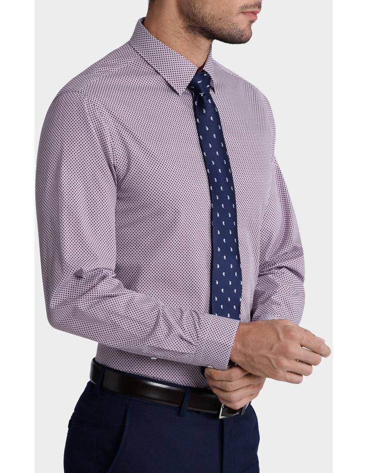 'Chase' Print Business Shirt image 1