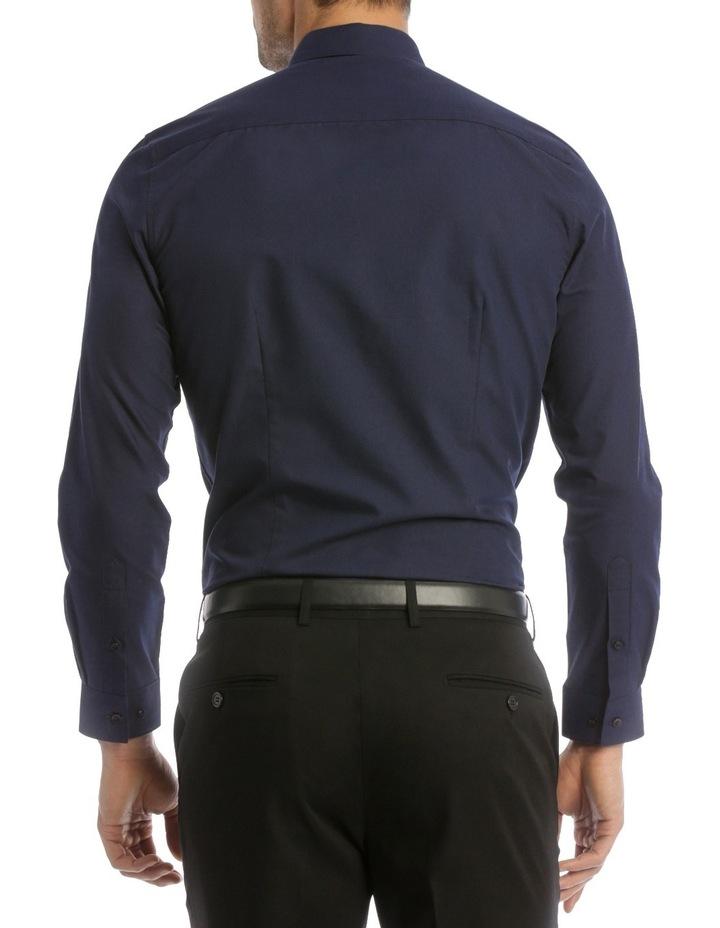 Slim Fit Twill Business Shirt image 5