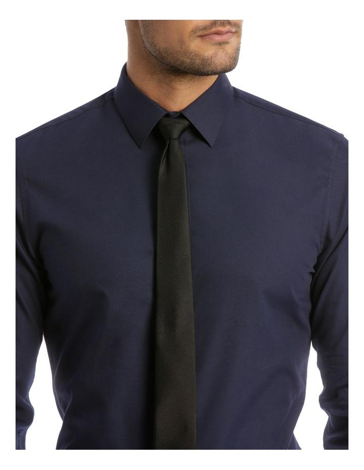 Slim Fit Twill Business Shirt image 7
