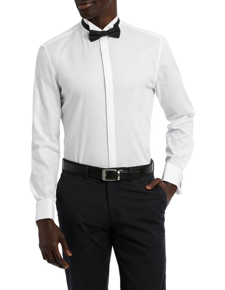 Slim Wing Collared Dress Shirt image 1