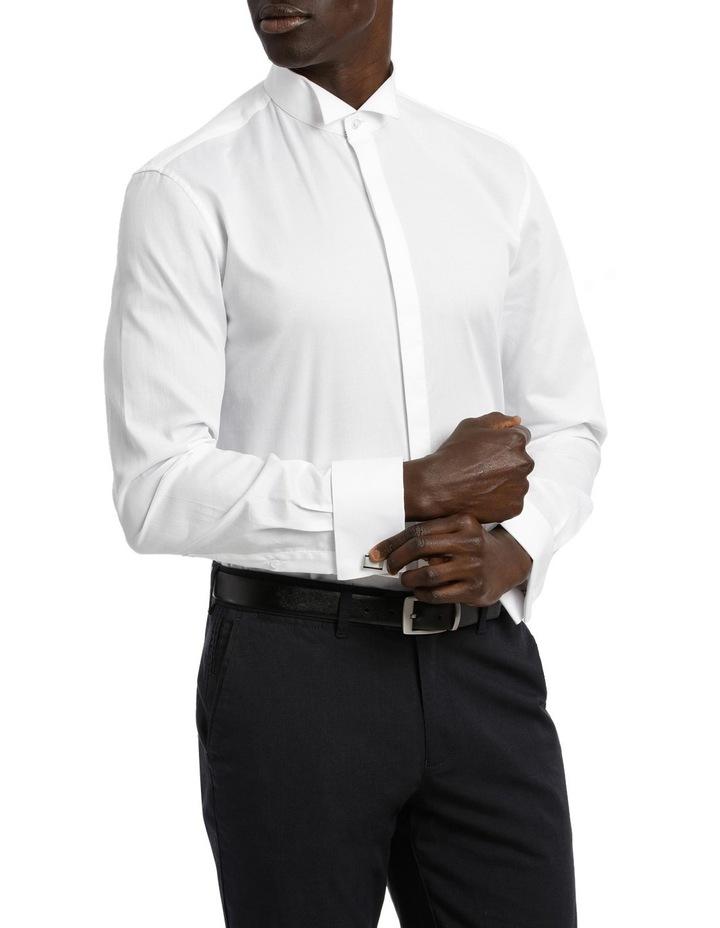 Slim Wing Collared Dress Shirt image 2