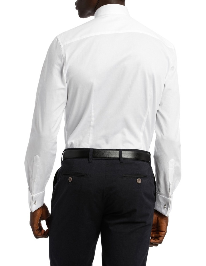 Slim Wing Collared Dress Shirt image 3