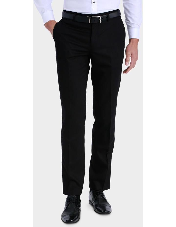 Slim Fit Plain Trouser image 1