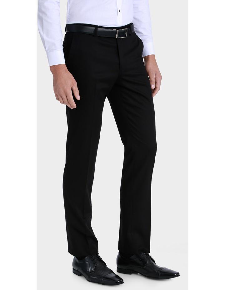 Slim Fit Plain Trouser image 2