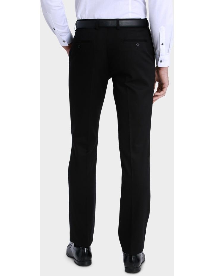 Slim Fit Plain Trouser image 3