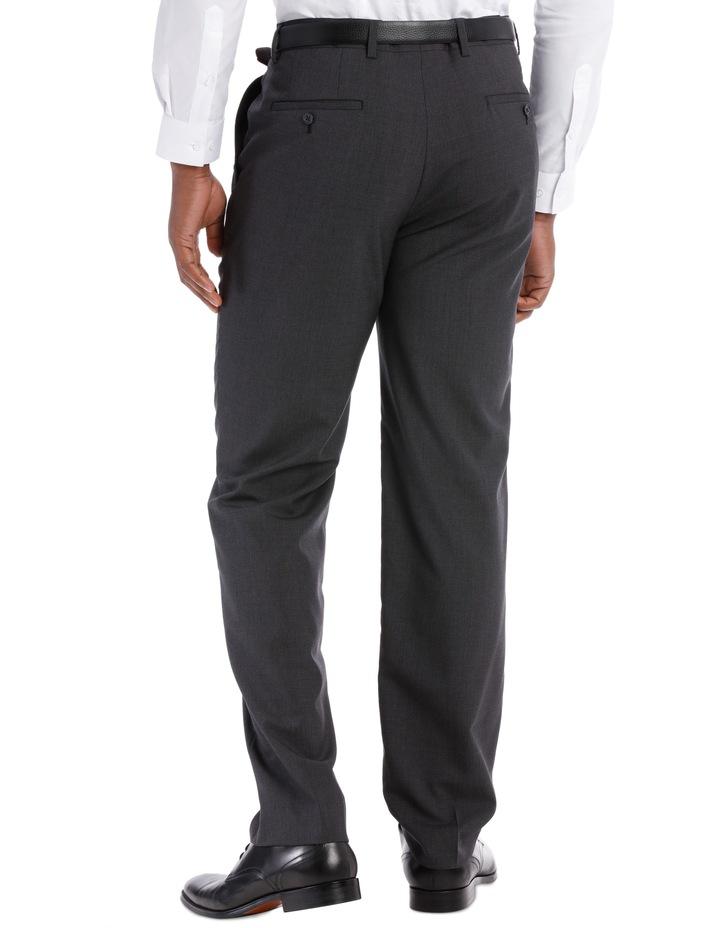 Mini Grid Check Wool Trouser Tn196-41 image 5