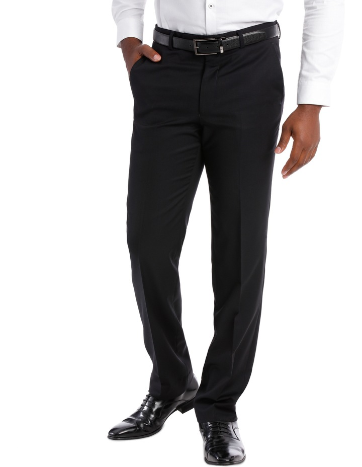 Textured Wool Trouser Tn197-11 image 1