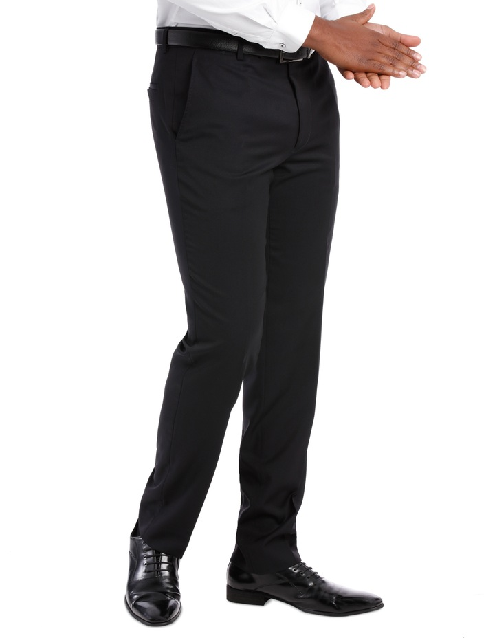 Textured Wool Trouser Tn197-11 image 4