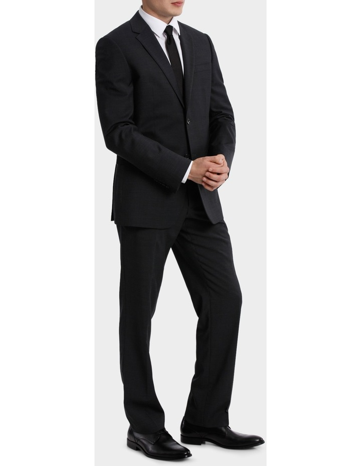 f12f01876c NEW Blaq Tailored Fit Suit Jacket Charcoal