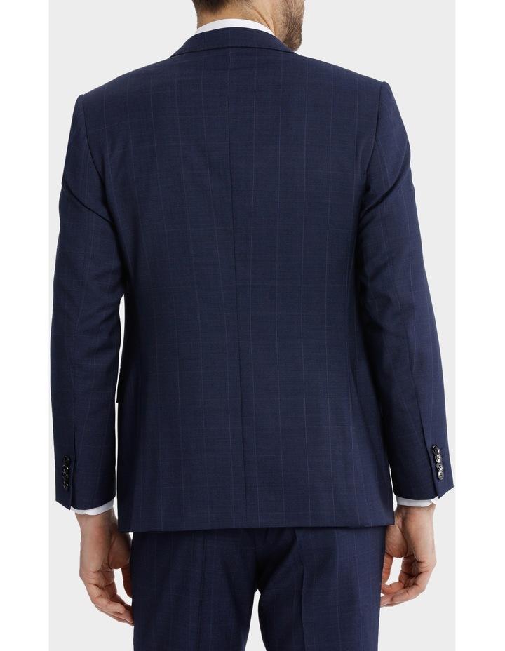 Classic Fit Windowpane Suit Jacket image 3