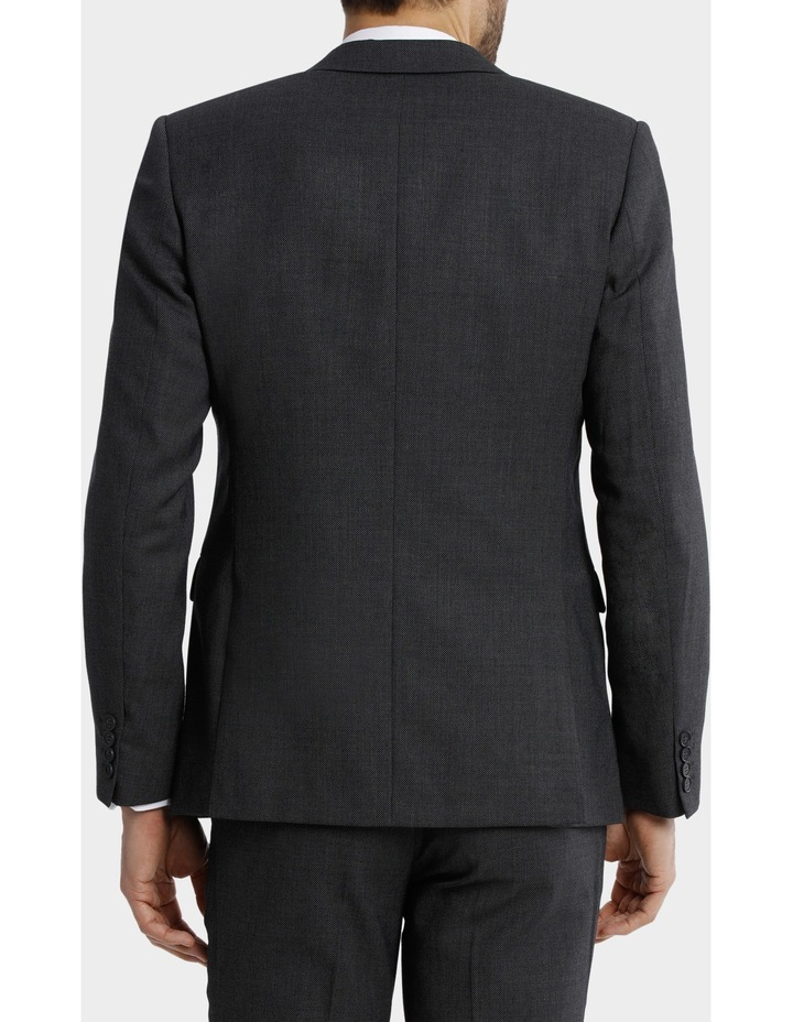 Tailored Birdseye Suit Jacket image 5