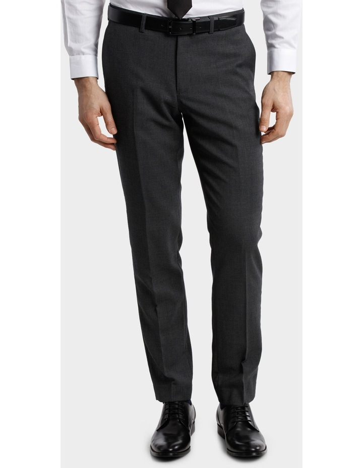 BLAQ Tailored Birdseye Suit Trouser image 1