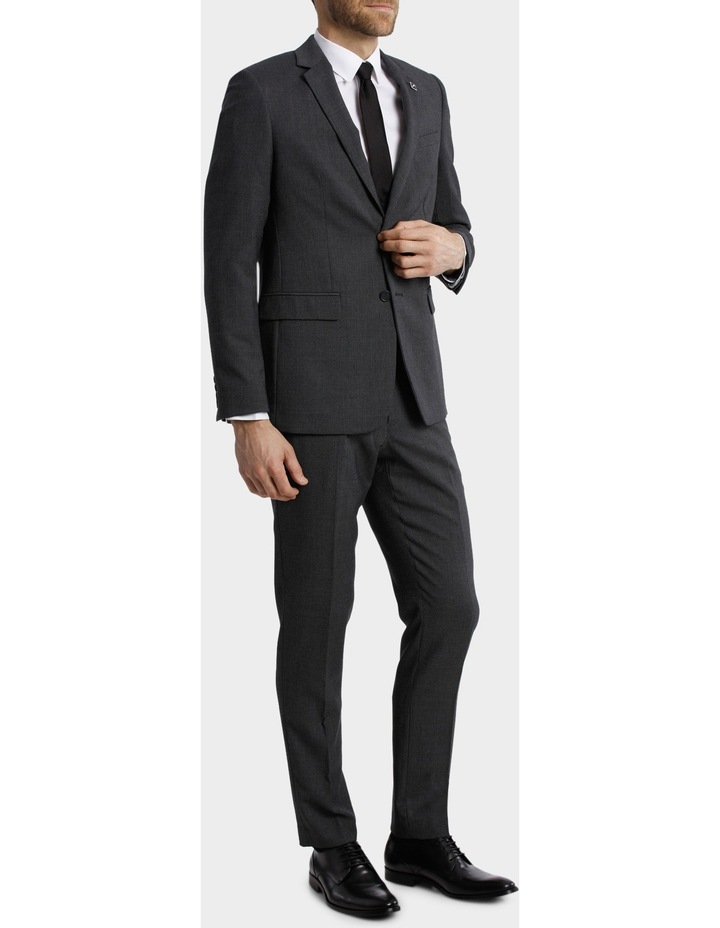 BLAQ Tailored Birdseye Suit Trouser image 2