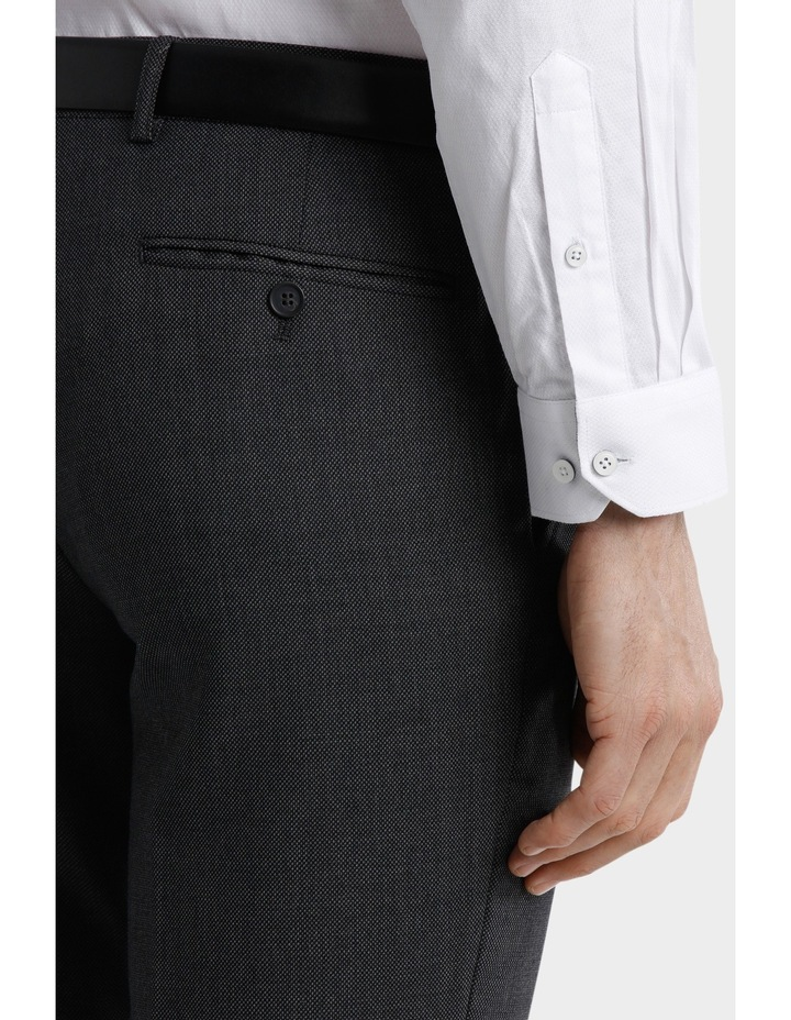 BLAQ Tailored Birdseye Suit Trouser image 4