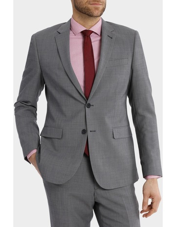 a7a45c01087 Blaq Tailored Sharkskin Suit Jacket