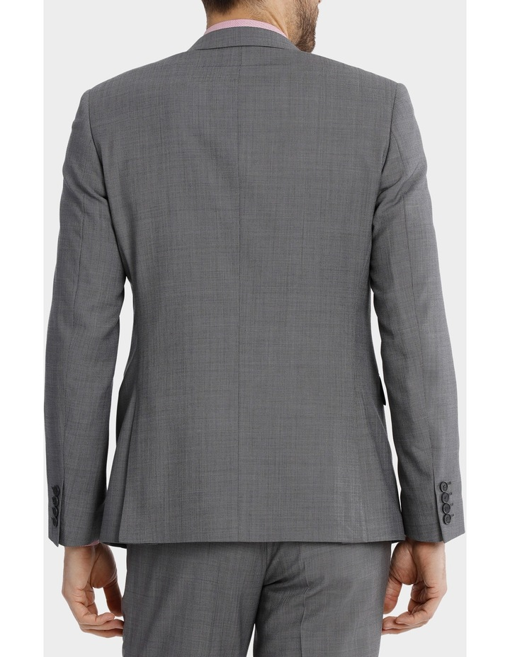 Tailored Sharkskin Suit Jacket image 3