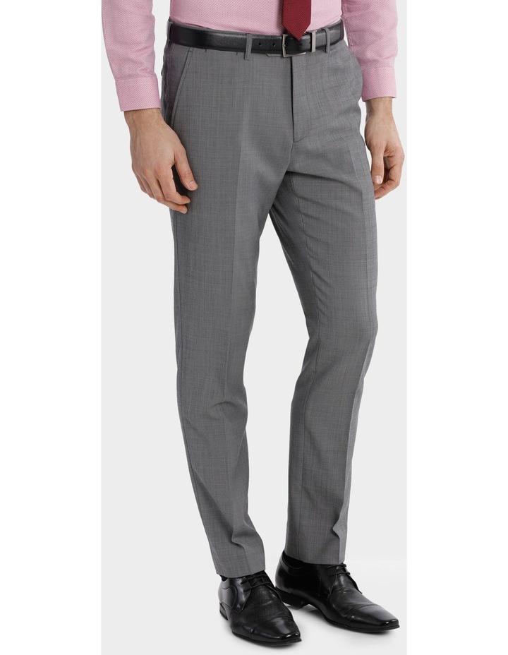 Blaq Tailored Sharkskin Suit Trouser image 1
