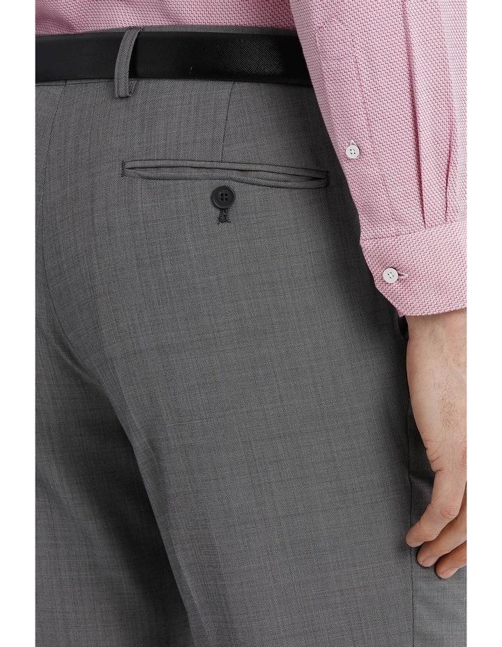 Blaq Tailored Sharkskin Suit Trouser image 4