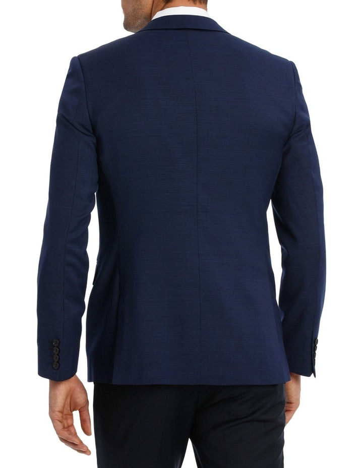 Tailored Textured Suit Jacket image 5