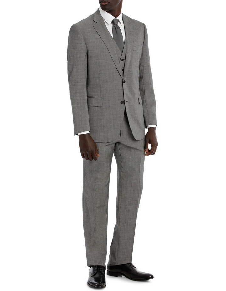 Classic Fit Textured Suit Jacket image 5